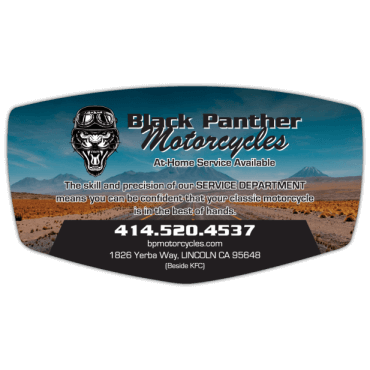 Business Card Magnets RoadHouse 3.5