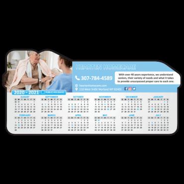 Calendar Magnets MacKenzie 8