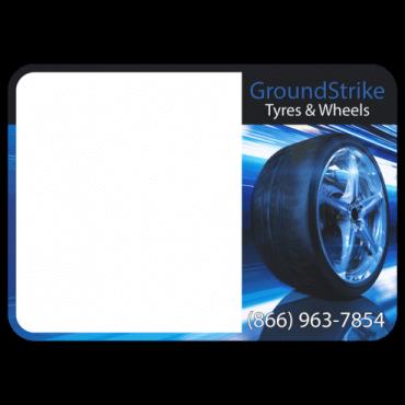 WhiteBoard Magnets Round Corners 4